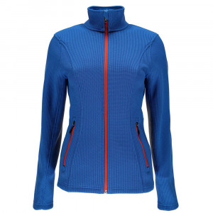 Endure Full Zip Mid Sweat Zip Femme