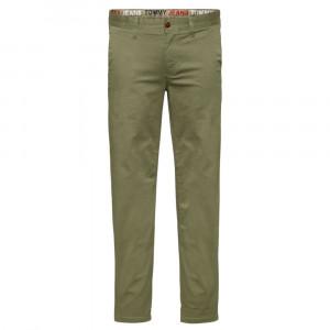 Essential Straight Chino Pantalon Homme
