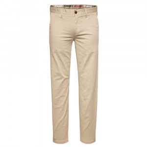 Essential Straight Chino Pantalon Homme