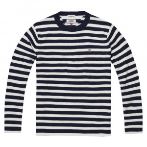 Essential Stripe Pull Homme