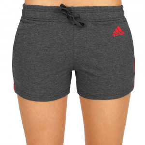 Essentials 3 Stripes Short Training Femme