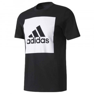 Essentials Box Logo T-Shirt Mc Homme