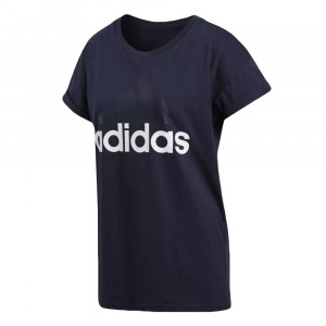 Essentials Linear T-Shirt Mc Femme