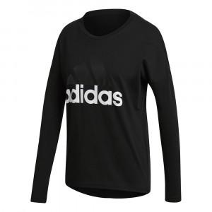 Essentials Linear T-Shirt Ml Femme