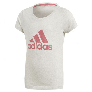 Essentials Performance Logo T-Shirt Mc Fille