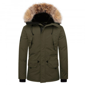 Expedition Raccoon Edition Parka Homme