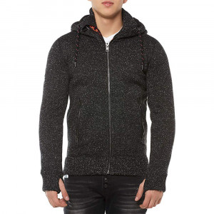 Expedition Sweat Zip Homme