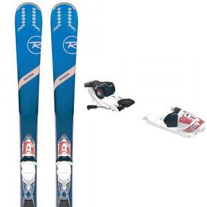 Experience 74 W Ski + Xpress W 10 B83 Fixation Femme