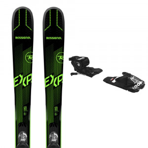 Experience 80 Ci Ski + Xpress 11 Fixations Homme