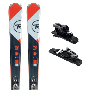 Experience 80 Hd Ski Homme + Express 10 Rts B83 Fixations