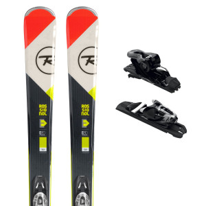 Experience 80 Premium Ski Homme + Express 10 Rts B83 Fixations