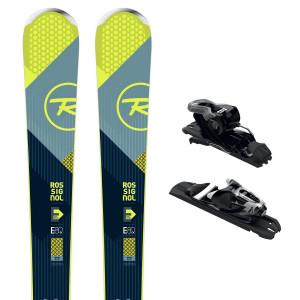 Experience 80 X Ski Unisexe + Express 10 Rts B83 Fixations