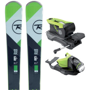 Experience 84 Hd K Ski + Nx 12 K Dl Fixations Unisexe