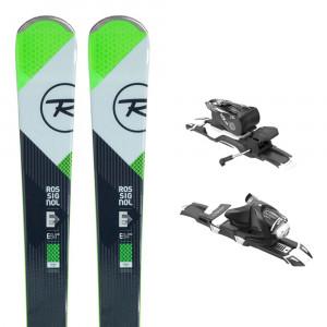 Experience 84 Ski Homme + Nx12 Konnect B100 Fixations