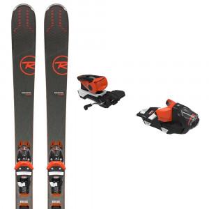 Experience 88Ti Ski + Nx 12 Konect Gw B90 Fixation Homme