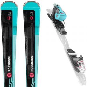 Famous 2 Ski + Xpress W 10 B83 Fixations Femme