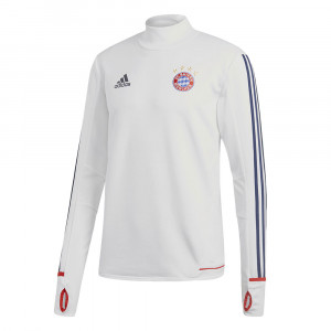 Fcb Trg Top Maillot Ml Training Bayern Munich Homme