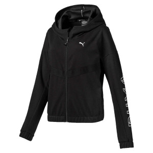 Feel It Sweat Zip Femme