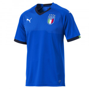 Figc 17/18 Home Maillot Mc Homme