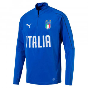 Figc 18/19 1/4 Zip Training Sweat Zip Homme