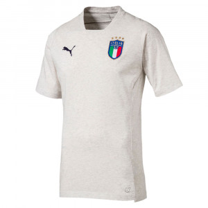 Figc 18/19 Casual Maillot Mc Homme