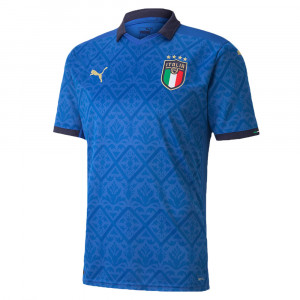 Figc Home Maillot Mc Homme