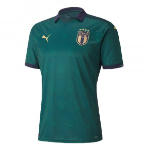 Figc Third Maillot Mc Homme