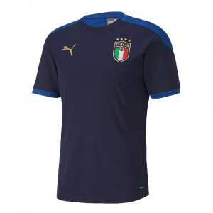 Figc Train Maillot Mc Homme
