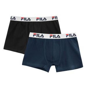 Fila/3/bcx2/fu1000 Pack 2 Boxers Garcons