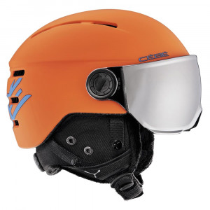 Fireball Jr Casque Ski Fille