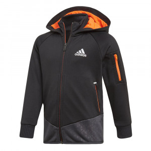 Football Track Top Sweat Zip Garçon