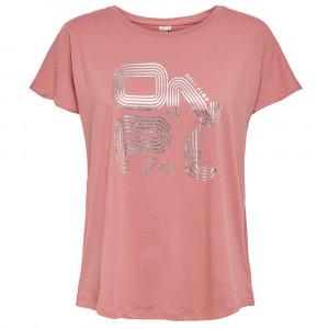 Franci Life T-Shirt Mc Femme