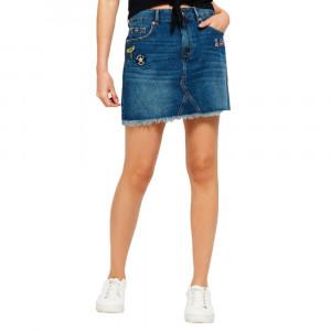 Freya Mini Skirt Jupe Femme