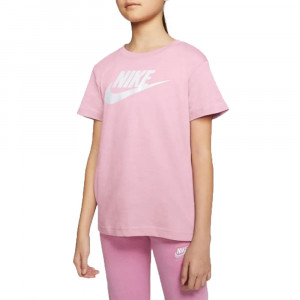 G Nsw Tee Dptl Basic Futura T-Shirt Mc Fille