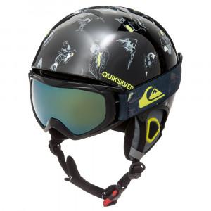 Game Pack Casque Ski + Masque Ski Garçon