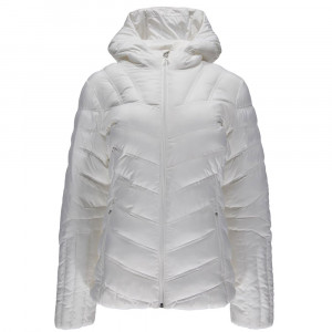 Geared Hoody Synthetic Doudoune Ski Femme