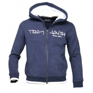Giclass Sweat Zip Garçon