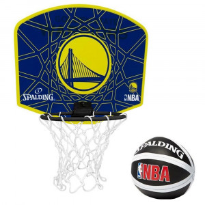 Golden State Mini Panier Ballon Basket