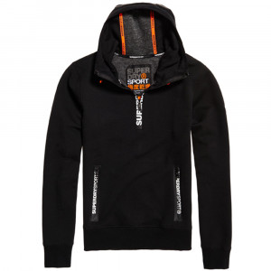 Gym Tech Half Sweat 1/2 Zip Homme