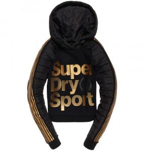 Gymtech Gold Crp Hybrid Sweat Cap Femme