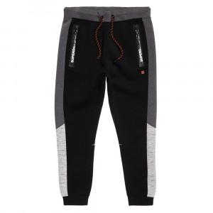 Gytech Colourblock Pantalon Jogging Homme