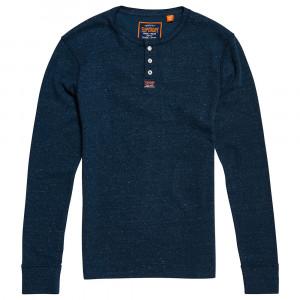 Heritage Grandad L/s Top T-Shirt Ml Homme
