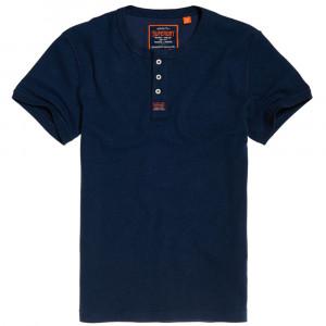 Heritage Grandad S/s Top T-Shirt Mc Homme