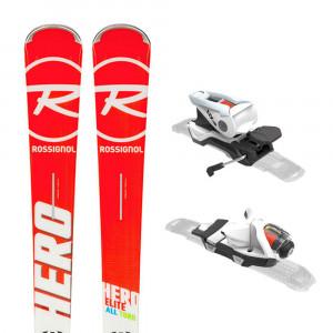 Hero Elite At Ca Ski + Nx12 K. Dual Fixations Homme