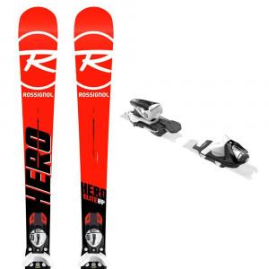 Hero Elite Hp Ski + Nx12 K Dual Fixations Homme