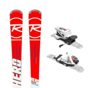 Hero Elite Lt Ti Ski + Nx 12 K. Dual Fixations Homme