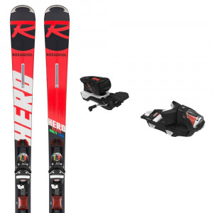 Hero Elite Mt Ca Ski + Nx 12 Konect Gw B80 Fixation Homme