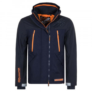 Hooded Artic Attacker Veste Homme