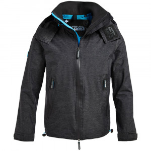 Hooded Technical Cliff Hiker Veste Homme