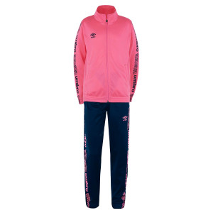 Hook Knit Half Tape Ensemble Jogging Fille